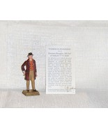 Famous Canadians Lord Selkirk  Number 12  With Information Card - $18.25