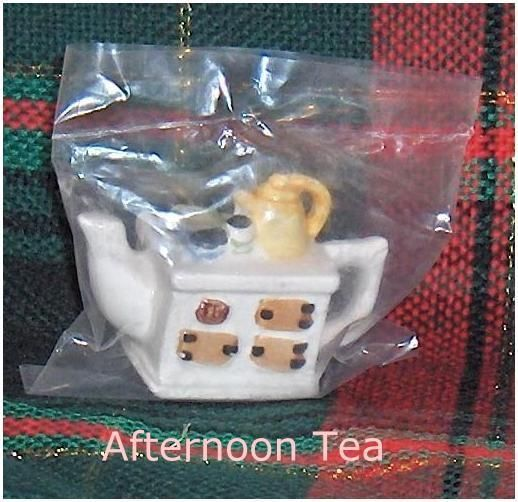 Primary image for Red Rose Canadian Tea Premium Mini-Teapot Afternoon Tea