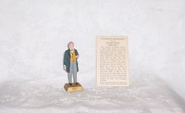 Famous Canadians Joseph Howe  Number 25  With Information Card - $18.02