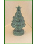 Wade Calendar Series December Porcelain  Christmas Tree From Red Rose Tea - $7.75