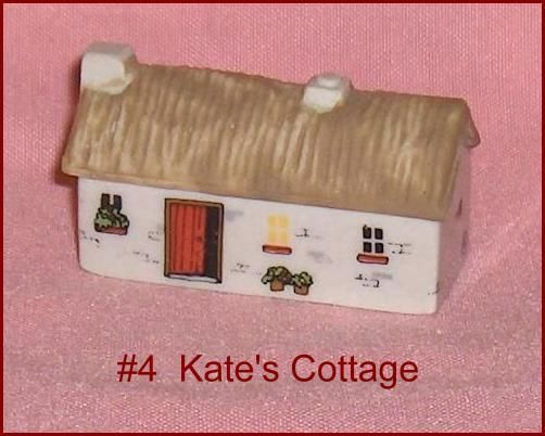 Primary image for Wade Porcelain  House Bally Whim  Kate's Cottage