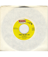 "The McCoys 45 rpm ""Come On Let's Go (Richie Valens cover)"" b/w ""Little P... - $1.98"