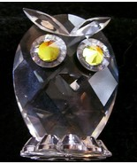 SWAROVSKI MINI OWL RETIRED - $65.00
