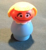 Vintage Fisher Price Little People #940 Sesame St. Prairie Dawn VG++-EXC... - $25.00