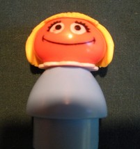 Vintage Fisher Price Little People #940 Sesame St. Prairie Dawn VG++-EXC (A) image 2