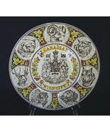 Canadian Wildlife Plate - $7.50