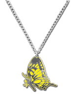 Blast of Tempest Monarch Butterfly Necklace GE35619 *NEW* - $13.99