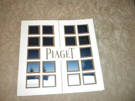 Piaget Catalog of fine jewelry & watches holiday 2013; 42 pgs near fine ... - $8.99