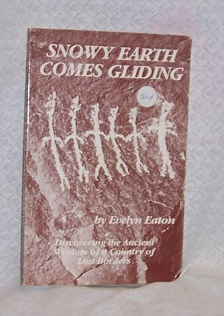 Snowy Earth Come Gliding Evelyn Eaton