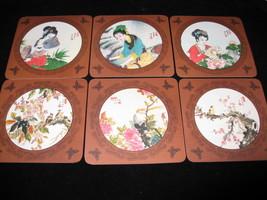 Japanese Motif Coasters - $4.00