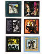 STRAWBERRY SWITCHBLADE since yesterday, jolene, let her go CLOTH PATCH S... - $19.00