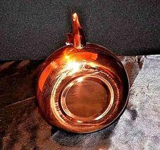 Copper Tea Kettle with Gooseneck Spout  AA18-1208 Vintage image 6