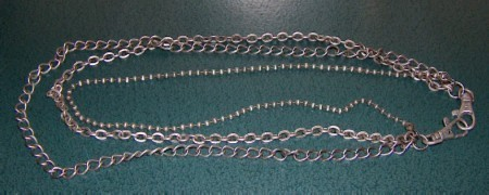 Wallet chains set3