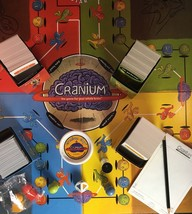 CRANIUM THE GAME FOR YOUR WHOLE BRAIN BOARD GAME  - $9.99