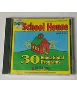School House 30 Educational Programs Windows CD-ROM by Dinosoft - $6.79