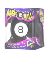 MAGIC 8 BALL FORTUNE TELLER EIGHT BALL ASK ANY QUESTION GET ANSWER KNOW ... - $15.99