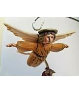 Hallmark Keepsake Ornament - Folk Art Americana - Angel in Flight - 1993 - $8.86