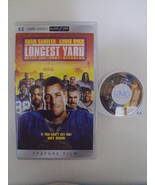 The Longest Yard UMD video PSP Playstation Portable - $5.00