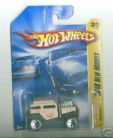 Primary image for Hot Wheels 2008 New FE 020 Bad Mudder 2 Flat Tan
