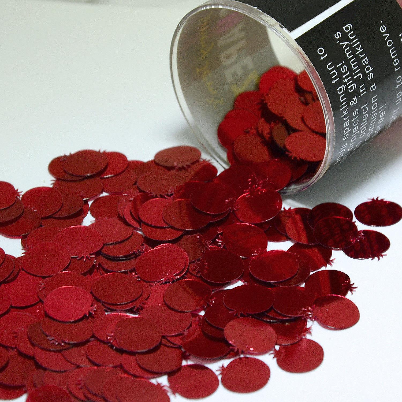 Tabletop Red Tomato confetti Bag 1/2 Oz FREE SHIPPING - $3.95 - $28.70