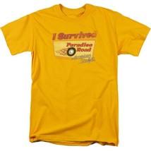 American Graffiti T-shirt Paradise 1970's classic movie retro cotton tee UNI194 image 2
