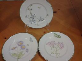 "American Atelier Lara's Garden 5163 Salad / Decorative 7.75"" Pates, EUC - $9.95"