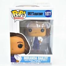 Funko Pop! Television Grey's Anatomy Miranda Bailey #1077 Vinyl Figure
