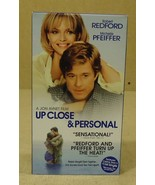Touchstone Up Close & Personal VHS Movie  * Pla... - $4.69