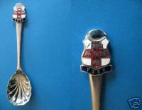 Primary image for YORK ENGLAND Souvenir Collector Spoon Collectible GREAT BRITAIN United Kingdom
