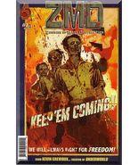 ZMD: Zombies Of Mass Destruction #1 (2008) *Modern Age / Red 5 Comics* - $1.99