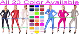 Unisex Sexy Body Suit Outfit New 23Color Lycra Spandex Suit Catsuit Costumes 993 - $32.99
