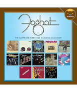 Foghat - Complete Bearsville Albums Collection [New 13 CD Set] - $69.99