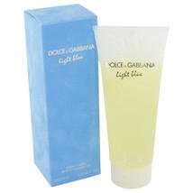 Light Blue By Dolce & Gabbana Shower Gel 6.7 Oz 418215 - $63.34
