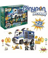 Pinypon Action Van Of Special Ops (Famosa 700014784) Colour Assorted - $235.35