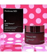 PERRICONE MD COLD PLASMA + PLUS 1OZ FULL SIZE!  BRAND NEW TO THE LINE! A... - $109.99