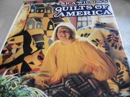Erica Wilson's Quilts of America - $10.00