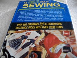 The Complete Book Of Sewing - $12.00
