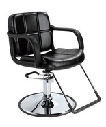 Hydraulic Barber Chair Styling Salon Beauty Equipment Black Red or White - $99.95