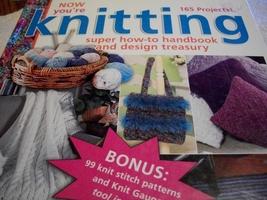 Knitting Handbook  - $20.00