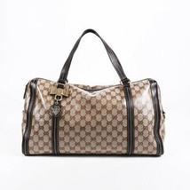 Gucci Medium Guchessa Boston GG Crystal Bag - $535.00