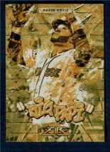 2017 Topps Fire Monikers Gold Minted #M-6 David Ortiz NM-MT Red Sox  ID:... - $5.93