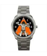Watch clockwork orange mutant male wristwatch stainless  - $21.00