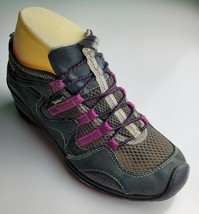 Jambu Water Shoes Sport Sneakers Womens Girls 6 M Gray Pink - $24.74