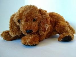 Ty Beanie Buddy Fitz Dog Plush Irish Setter Stuffed Soft Toy 2004 Tysilk... - $29.65