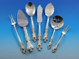 Melrose by Gorham Sterling Silver Essential Serving Set Small 7-piece - $249.00
