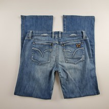 Joes Jeans Womens Sz 30 Boot Cut Mid Rise Light Wash Denim - $41.35