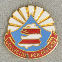 18th Military Intelligence Battalion DUI Distincitive Unit Insignia Crest Pin - $9.90