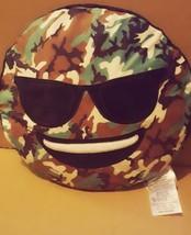 "'Mojicon Camouflage ZIPPER STORAGE Plush 14"" Pillows - $13.98"