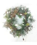 Home For ALL The Holidays 10 Inch Candle Wreath - $19.80