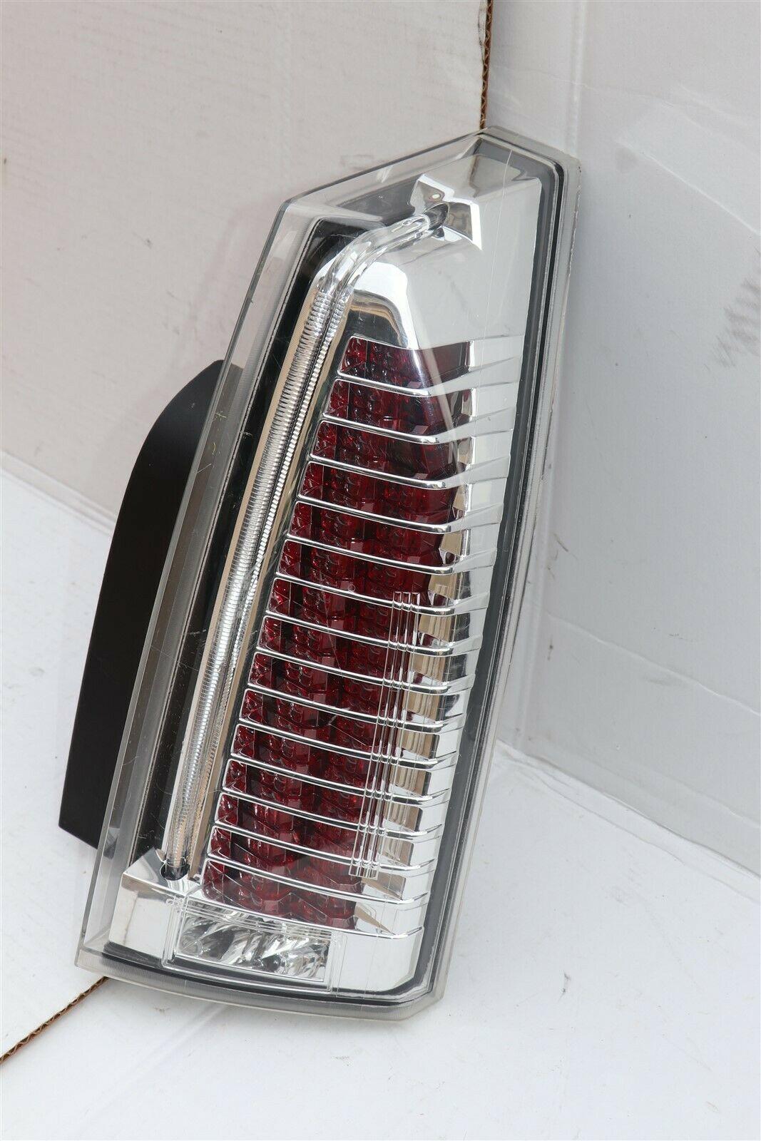 08-13 Cadillac CTS 4 door Sedan Euro LED Rear Tail Light Lamp Passenger Right RH